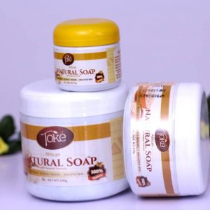 Toke Natural soap solid