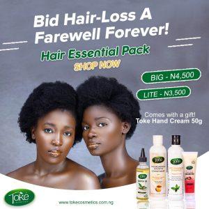 Hair Essential Pack